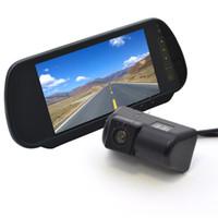 ford backup camera оптовых-Vardsafe VS302K | набор камеры OEM автомобиля задний резервный для перехода Ford соединяется (2010-2018)