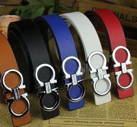 Wholesale korea mans style - New Arrival Korea Style High Quality Hot Selling Fashion Designer Brand Imitation Leather Belt for Male Female