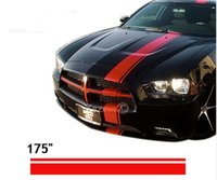 dodge decal venda por atacado-(10 * 450 cm / Roll) Car Styling 175