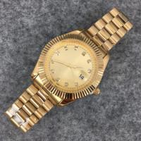 relojes deportivos suizos al por mayor-Relojes de moda reloj suizo Deporte Fecha de alta 2.019 Hombres cronógrafo de cuarzo de lujo relojes de la calidad superior de diseño de acero inoxidable reloj de Niza