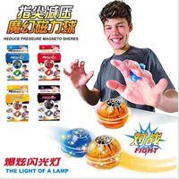 Wholesale Finger Sports - Fingertip magic ball sensor magnetic ball finger decompression magic magnet ball educational toys