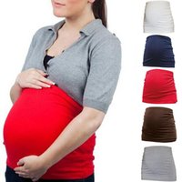 корсет для беременных оптовых-Pregnant Woman Maternity Belt Pregnancy Support Belly Bands Supports Corset Prenatal Care Shapewear 6 Color
