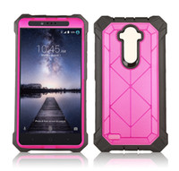 Wholesale 4g cases for sale – best For LG Stylo Plus LS777 LV3 LV5 K8 K10 K30 Grace G V5 Aristo MS210 Clip Case With Kickstand Tough Armor Cover Case Anti Shock