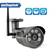 Wholesale outdoor waterproof security camera online - HD P P P Wifi IP Camera Onvif Surveillance CCTV Security MP MP Wireless Cam Outdoor Waterproof IR Night Vision APP