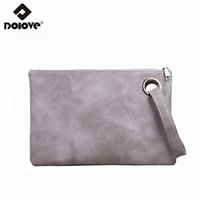 Wholesale bag companies - DOLOVE New Hand Capture Simple Retro Fashion Women Bag Company Capacity Handbag Women Messenger Bags