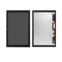 xperia bildschirmersatz großhandel-Für xperia tablet z4 sgp712 sgp771 lcd display touchscreen glass sensor ersatzteile