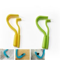Wholesale insect hooks resale online - Tick Remover Tool Animal Flea Hook Plastic Portable Insect Catch Ticks Twister Human Cat Dog Pet Supplies cd gg