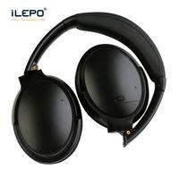 kopfhörer gebaut großhandel-Bluetooth Kopfhörer V12 Geräuschunterdrückung Drahtlose Kopfhörer Eingebautes Mikrofon Wiederaufladbar Gute Qualität ANC-Kopfhörer Headsets pk QC35