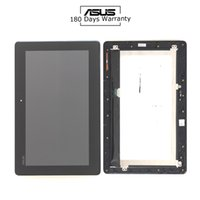 Wholesale Ipad Lcd Touch Screen - For ASUS Transformer Book T100 T100TA-C1-GR T100T 5490NB LCD Display Touch Screen Panel Assembly +Frame FP-TPAY10104A-02X-H