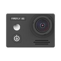 uav fpv kamera toptan satış-Hawkeye FIREFLY Firefly 8 S 4 K Süper-Görüş Spor Kamera Quadrocopter İHA Drone F450 F550 S1000 S900 FPV Hava kamera