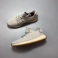 ingrosso grande vendita di scarpe-2019 Kanye uomo e donna scarpe da corsa in vendita Real Sole Sneaker Big Size 5-13
