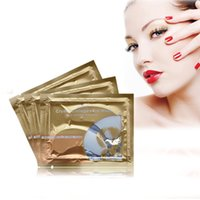 Wholesale Collagen Mask For Eyes - Original Pilaten Crystal Collagen Eye Mask Anti Puffiness Dark Circle Anti Wrinkle Moisture For Eyes Care 1208004