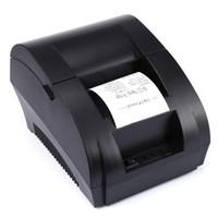 mini-impressora usb venda por atacado-Mini 58 milímetros POS impressora de recibos térmica com porta USB Bluetooth 4.0 Android 4.0 térmica POS Printer Bill Máquina para Supermercado Restaurante