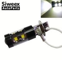 qualität h4 glühbirnen großhandel-nagelneue Qualität AUTO LED 50W WEISS 1156 1157 3156 3157 H1 H3 H4 H8 / H11 H13 H16 P13W 12V 50W 10SMD Parkbirnen Heck DRL Nebelscheinwerfer