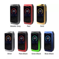 Wholesale speed electronics for sale - 100 Authentic Vaporesso Polar W Mod Electronic Cigarette TC Box Mod with rapid speed Fit For Cascade Baby SE Tank Colors
