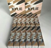 Wholesale Girl Skins - 2018 Kylie Jenner foundation Base Makeup cosmetics kylie Skin Concealer Make Up concealer Contour for girl 12 colors via DHL