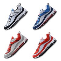 Wholesale portable high table - 98 HOT SALE Gundam Four Colors Training Sneakers New Design Concept Portable High Quality Basketball Jogging Running Shoes
