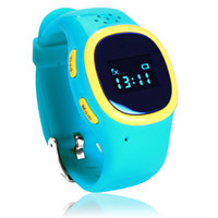 Wholesale emergency call - 520 GPS Smart Kid Safe Smartwatch Emergency and Call Block settings Location Finder Capability for Android Wristwatch
