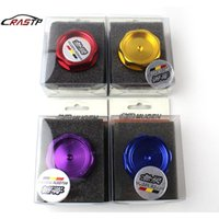 Wholesale RASTP Mugen Power Performance Oil Cap Oil Fuel Filter Racing Engine Tank Cap Cover For HONDA RS CAP003