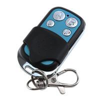 ingrosso copia telecomando della porta del garage-Telecomando per porta da garage con tipo di copia intelligente e 100-150 M per porta elettrica / casa intelligente / sicurezza industriale SAM_408