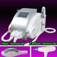 Wholesale Laser Hair Machine Price - ipl skin rejuvenation prices opt shr ipl hair remover equipment yag laser skin rejuvenation removal tattoo device vascular removal machine