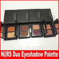 Wholesale earth powder resale online - Makeup Duo Eyebrow Shadow Powder Matte Earth Two Colors Eyeshadow Long Lasting Natural Two Color Palette Kuala Lumpur