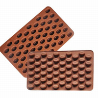Wholesale chocolate sweet moulds - Silicone Mold For Chocolate Fondant Sweets Mold Shape Sugarcraft Moulds Sugar Paste Molds 3D Fondant Stencil Tools Dessert Tools