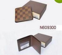 Wholesale Zipper Top Korean - Promotion new mens leather top Wallet Men 2016 Brand Coin Wallet Small Clutches Men's Purse Coin Pouch Short Men Wallet