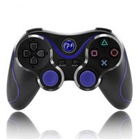 Wholesale Wireless Game Controller Gamepad Dual Vibration Portable USB Gaming Joystick Joypad For PS3
