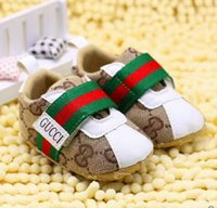 Wholesale Soft Sole Toddler Shoes New Fashion Baby First Walkers Shoes Prewalker Baby sports shoes