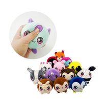 Wholesale plush penguin toys for sale - 15 Styles cm Penguin Unicorn Squishy Slow Rising Foamed Stuffed Plush Doll Kids Squishamals Xmas Toys Novelty Items CCA10483