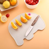 Wholesale Vegetables Baby - Cutting Board Handy Fruit Meat Vegetable Kitchen Accessories Safe Chopping Blocks New Arrival for Baby Children 5 99zr Y