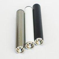 luz de hilo led al por mayor-350 mAh Batería 510 Rosca O-PEN automática Batería de brote con luces LED inferiores en forma de cartucho de alta calidad DHL gratuito