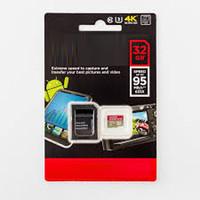 ingrosso venditori al dettaglio-2020 Best Seller Android Extreme PRO 64GB 128GB U3 SD Class 10 TF Memory Card 100mb / s 4K La scheda viene fornita in confezione al dettaglio Adattatore SD gratuito