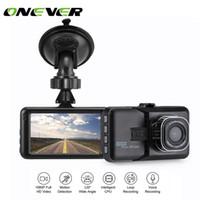 Wholesale Hdmi Video Recording - Onever 3 inch Dash Camera Car DVR Dash Cam Video Recorder HDMI HD 1080P Camcorder Night Vision Motion Detection Loop Recording