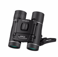 концертные очки оптовых-Новый 40x22 мини бинокль профессиональный бинокль телескоп Опера очки для путешествия концерт Спорт на открытом воздухе охота