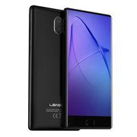 leagoo phone al por mayor-Original Leagoo Kiicaa Mix Teléfono móvil 5.5''FHD MTK6750T Octa Core Android 7.0 3GB RAM 32GB ROM Doble cámara trasera Fingerprint