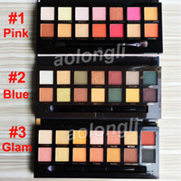 Wholesale modern shadow - Makeup Soft Glam Eyeshadow 14 Colors Modern Eye shadow Palette with brush Brand Beauty Eyeshadow Palette Matte Shimmer hills eye shadow