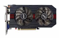 cartão 128 bit venda por atacado-Usado, original placa de vídeo ASUS GTX750TI 2G DDR5 128 bits HD, 100% testado bom!