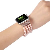 Wholesale pink apple jewelry - Jewelry Apple Watch Strap For 38 42mm Apple Watch Series 1 2 Wristwatch Strap Belt Replacement