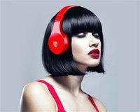ingrosso lunghe cuffie-Cuffie senza fili Bluetooth S55 Cuffie da gioco Bluetooth Cuffie pieghevoli stereo con tempi lunghi Riproduzione di pacchetti al dettaglio Meglio Marshall