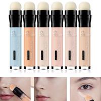 Wholesale oil skin bags for sale - Group buy Eraser Concealer Pen Concealer Stick Oil Control Corrector Contour Anti Dark Circle Eye Bags Remover Deep Repair Skin