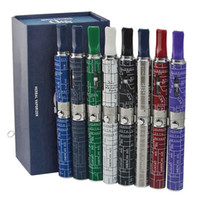 Wholesale snoop dogg e pen online - snoop dry herb herbal vaporizer pen snoopy starter box kit kits g vaporizador coil coils atomizer dogg e cigarette smoking pro blue round