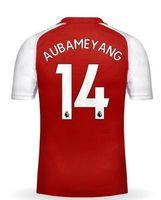 Wholesale cheap uniforms soccer jerseys - Discount cheap 17-18 Customized 14 Aubameyang Thai Quality Soccer Jersey,Customize Home 7 MKHITARYAN 9 Lacazette 11 Ozil Soccer Wear Uniform