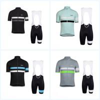 conjuntos de roupas de ciclismo para mulheres venda por atacado-Equipe de suor ciclismo jersey set ao ar livre montanha mangas curtas esporte criativo para mulheres dos homens absorção de bicicleta colorido roupas 93 jj