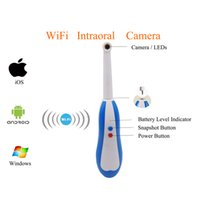 Wholesale Free Windows System - WiFi Intraoral 960P Camera with 150X Magnification & 360 Degree Rotation Free App for Android iOS Windows System IP67 Waterproof