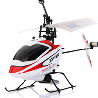 Wholesale 4ch helicopter single for sale - Group buy Hot Sale Upgraded Version WLtoys V911 GHz CH Single Blade Propeller RC Helicopter With Gyro Mode2 Without Camera