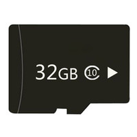 Wholesale Memory Cards Mobile Phones - Real Capacity 32GB Micro SD Card Memory SDHC TF Card With Adapter for Mobile Phone MP3 4 Player Tablet PC