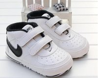 Wholesale walker shoes for infants online - Fashion PU Leather Baby Moccasins Newborn Baby Shoes For Kids Sneakers Infant Indoor Crib Shoes Toddler Boys Girls First Walkers
