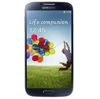 teléfono s4 gratis al por mayor-100% original 5.0 pulgadas Samsung Galaxy S4 I9500 I9505 Quad Core 2GB / 16GB 13.0MP 4G LTE desbloqueado reacondicionado teléfonos celulares envío gratis